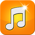 Copyleft MP3 music download icon