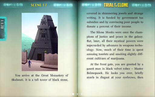 ���� Trial of the Clone v1.3.1.0 ������� ���������