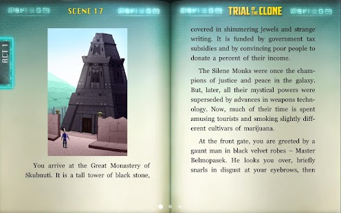 Trial of the Clone Screenshot 3