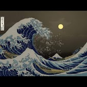 Ukiyo-e WallPaper: Great Wave