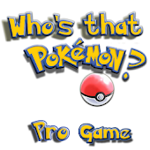 Who's that Pokemon Pro