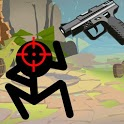 Shoot Kill Stickman icon