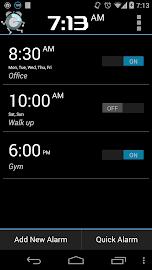Walk Me Up! Alarm Clock Screenshot 2