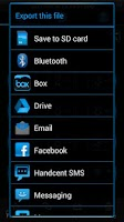 Screenshot of JellyBlueX (free) CM9/CM10