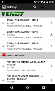AGCO Parts Books To Go- screenshot thumbnail