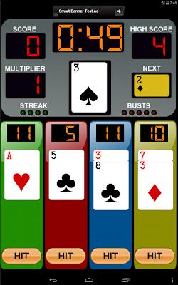 Four By 21 - screenshot