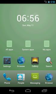 Minimal Launcher - screenshot thumbnail