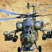 Weapons of war:Helicopter