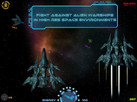Screenshot of Starship Battles Recruit Ed.