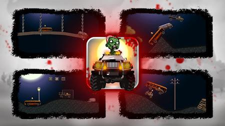 Go Zombie Go - Racing Games 1.0.8 screenshot 39666