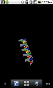 3D DNA Model screenshot 2