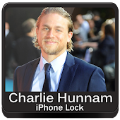 Charlie Hunnam iPhone Lock