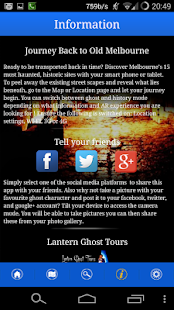 Lantern Ghost Tours AR - screenshot thumbnail