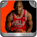 NBA Michael Jordan Wallpaper icon
