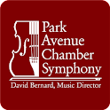 Park Avenue Chamber Symphony logo