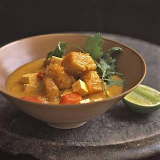 Curried Coconut-Pumpkin Stew.