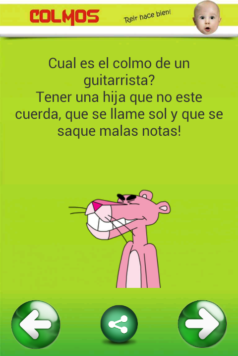 Colmos y chistes android apps on google play - Colmos infantiles ...