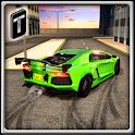 Furious Car Driver 3D icon