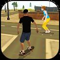 Skater Dude 3D Skateboarding icon