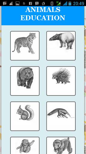 Animals Education