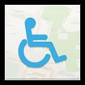 Parkování ZTP icon