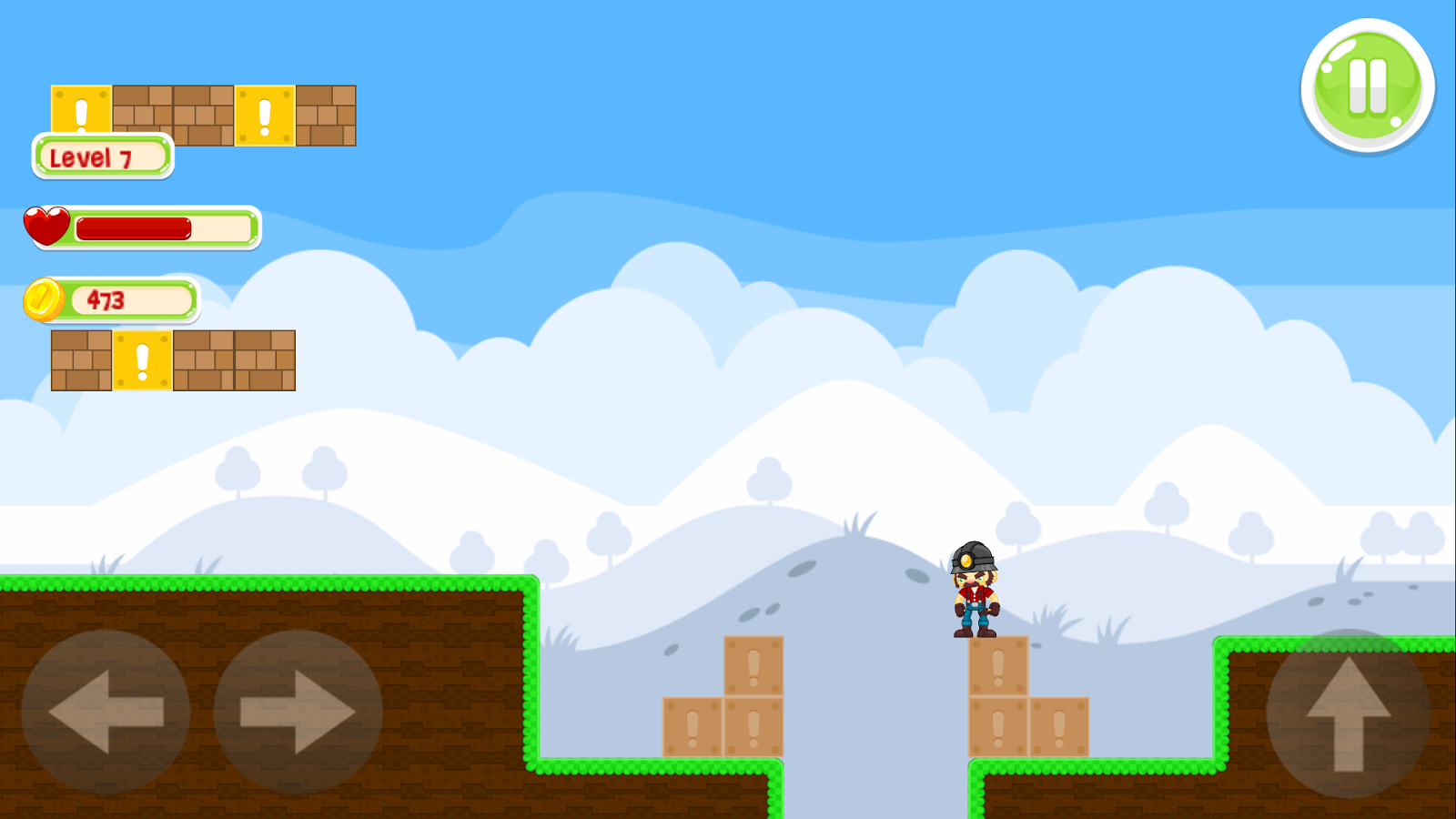 Abood World- screenshot