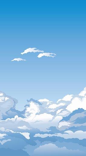 【免費個人化App】Sky 3D LIve Wallpaper-APP點子