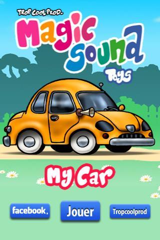 Mon véhicule : ma voiture