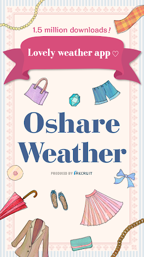 OshareWeather - For cute girls