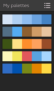 Pictoria - Color Palettes- screenshot thumbnail