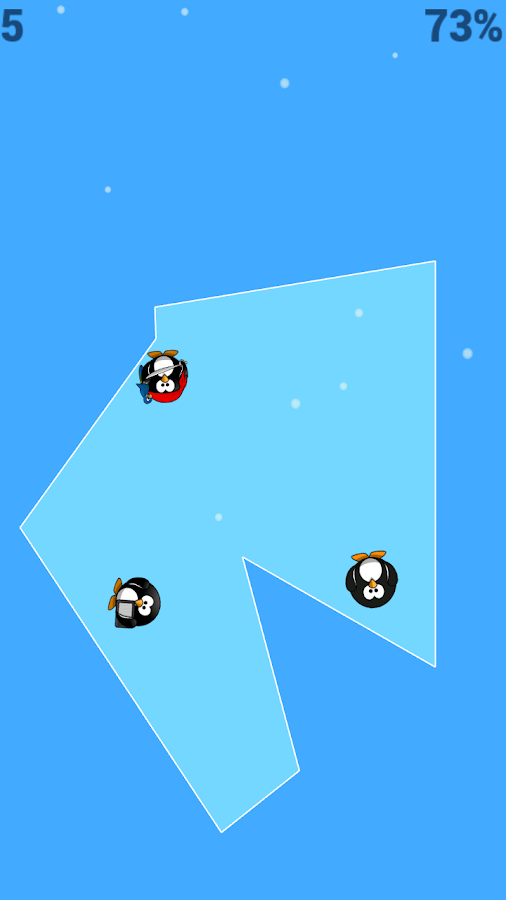 Penguin Slice - screenshot