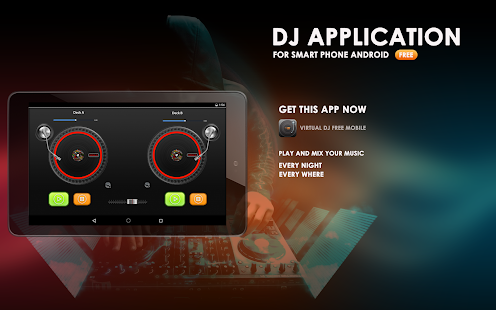 Virtual DJ Free Mobile | FREE Android app market