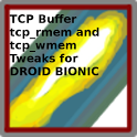 Bionic TCP Buffer Tweak icon