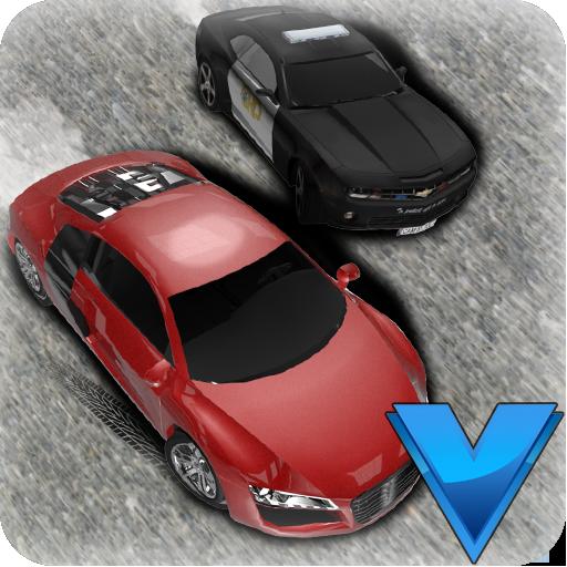 快速交通賽車3D汽車賽 賽車遊戲 App LOGO-硬是要APP