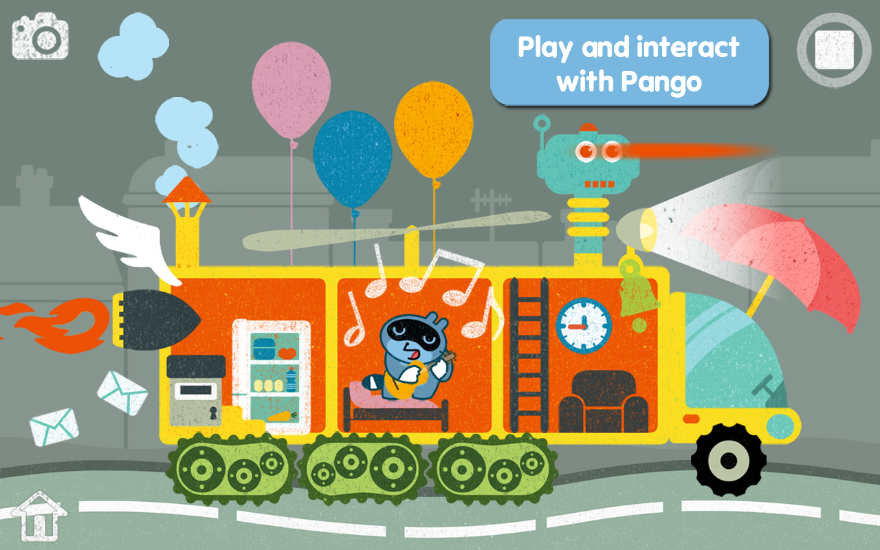 Pango Imaginary Car - screenshot