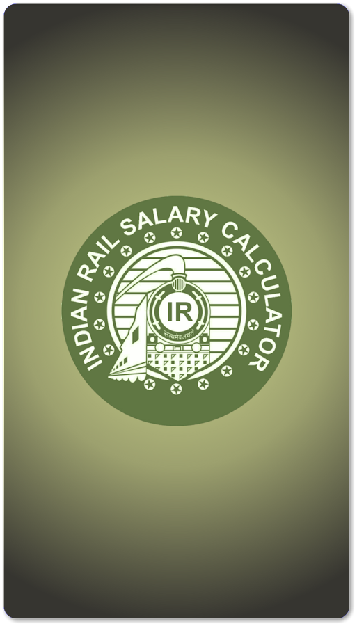 Indian Rail Salary Calculator - screenshot