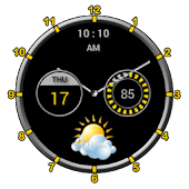 Super Clock Widget Full