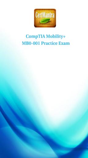 CompTIA Mobility+ Prep