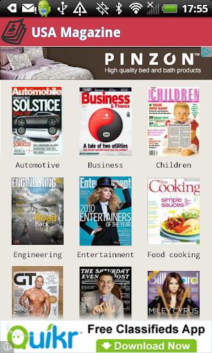 US Magazines