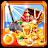 Treasure Fever - Beta logo