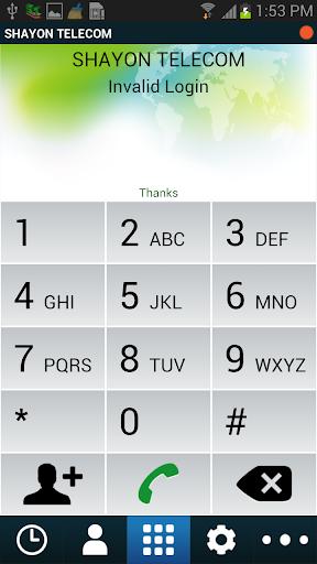 SHAYON Telecom.
