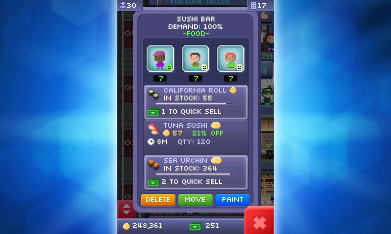 Tiny Tower - screenshot