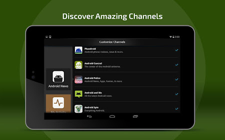 Tech News for Android Devices 1.1.2 screenshot 159848