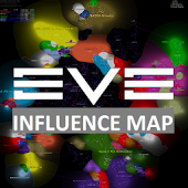 EVE Influence Map