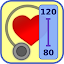 Blood Pressure Diary for Lollipop - Android 5.0