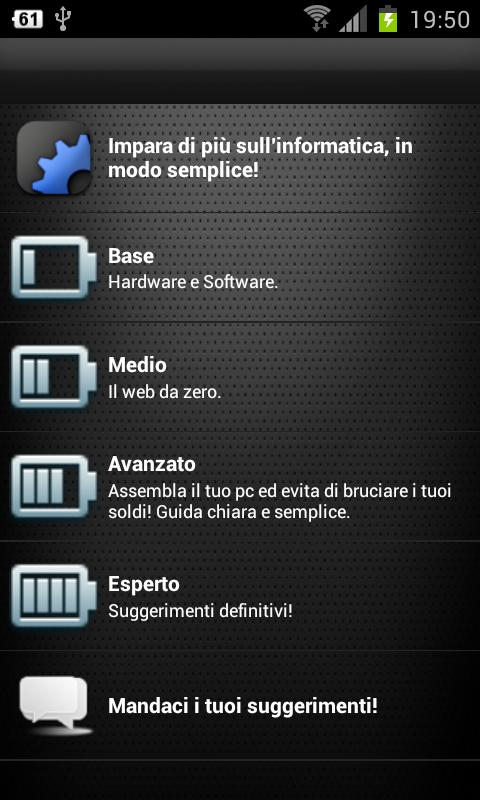 Informartica Facile - screenshot