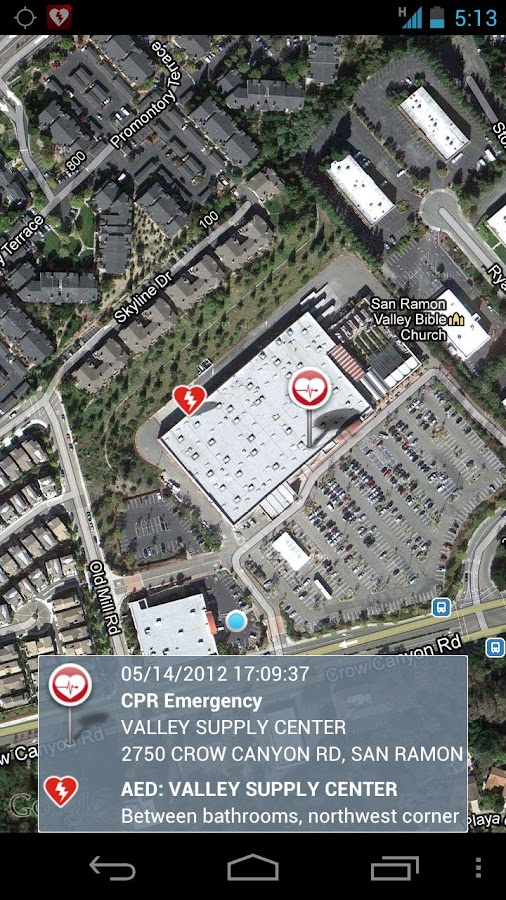 PulsePoint - screenshot