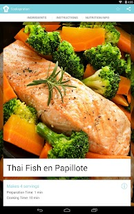 Cookspiration- screenshot thumbnail