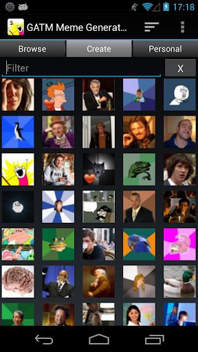 【免費娛樂App】GATM Meme Generator-APP點子