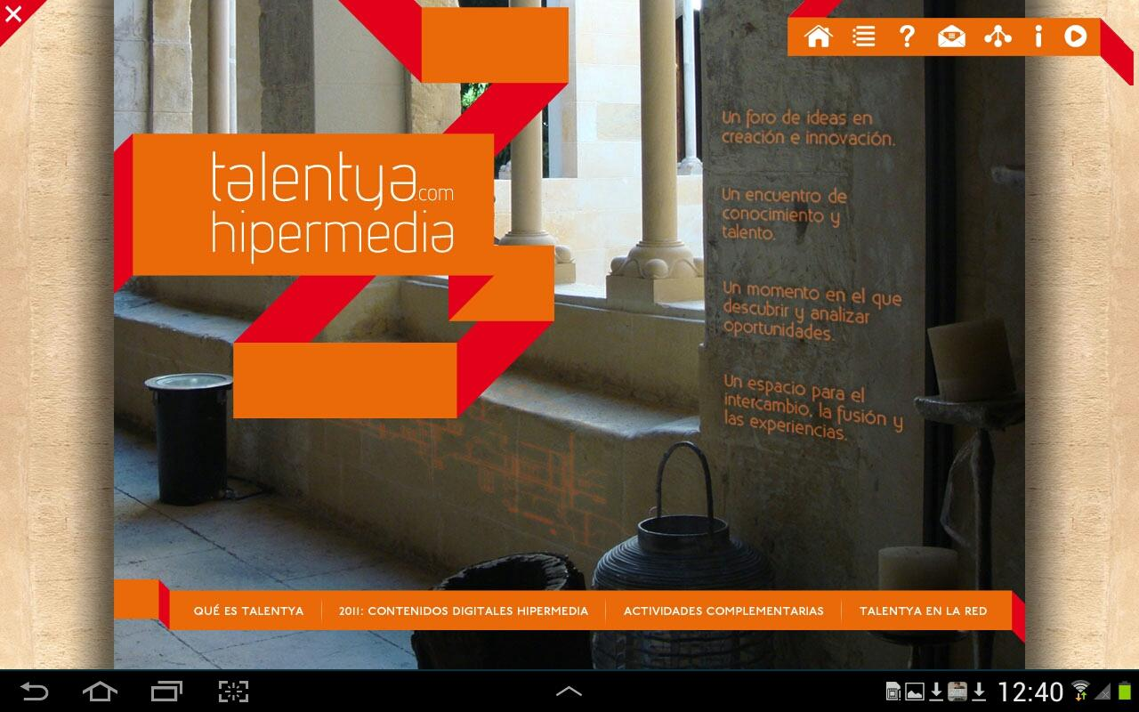 Quiosco Talentya- screenshot